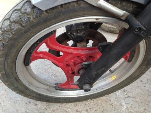 Rueda delantera Ducati Forza